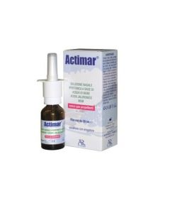 Actimar Soluzione Nasale 3% Spray+msm 13ml