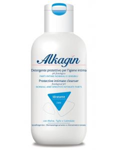 Alkagin Detergente Intimo Protettivo Ph Fisiologico 400ml