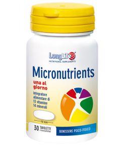 Longlife Micronutrients 100 Tavolette