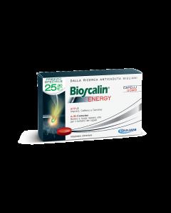 Bioscalin Energy Capelli Uomo Integratore Alimentare 30 Compresse