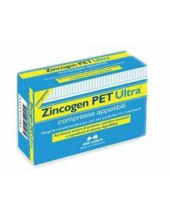 Zincogen Pet Ultra Integratore Alimentare Per Cani 30 Compresse Appetibili