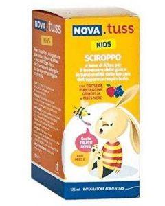 NOVA TUSS KIDS 160G