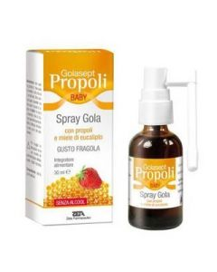 GOLASEPT PROPOLI BABY SPRAY GOLA 30 ML