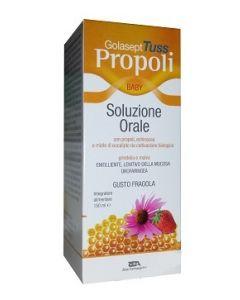 GOLASEPT TUSS PROPOLI BABY SOLUZIONE ORALE 150 ML