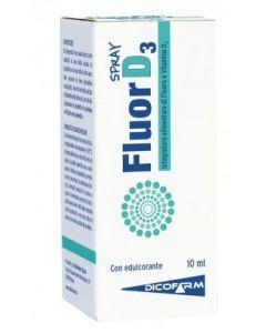 Fluord3 Spray 10 Ml