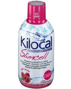 Kilocal Depurdren Slimcell Light Lampone Integratore Alimentare 500ml
