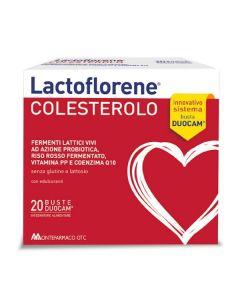 LACTOFLORENE COLESTEROLO