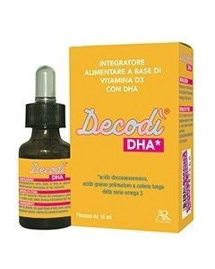 DECODI DHA 15 ML integratore alimentare