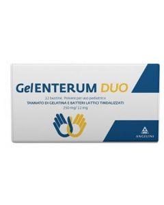 GelEnterum Duo DIspositivo Medico 12 Bustine