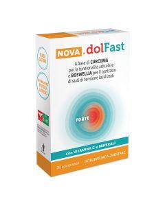 Nova Argentia Nova.dol Fast Integratore Alimentare 20 Compresse
