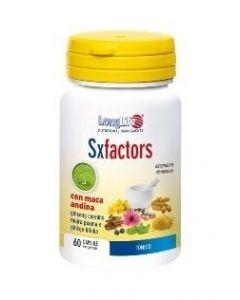Longlife Sx Factors 60 Capsule Vegetali