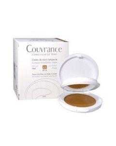 Eau Thermale Avene Couvrance Crema Compatta Colorata Nf Oil Free Miele 9,5 G
