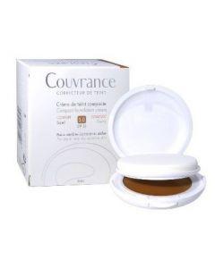 Eau Thermale Avene Couvrance Crema Compatta Colorata Nf Comfort Sole 9,5 G