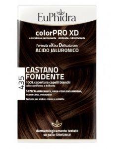 Euphidra ColorPro Xd 435 Castano Fondente colorazione permanente capelli