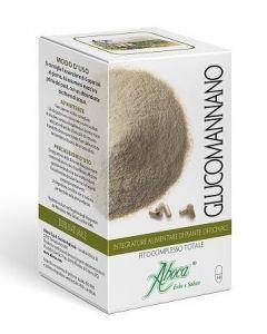 Aboca Glucomannano Fitocomplesso Totale 50 Opercoli Da 550 Mg