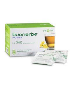 Bios Line Buonerbe Regola Forte  Tisana 20 Bustine