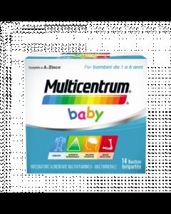 MULTICENTRUM BABY 14 BUSTINE EFFERVESCENTI