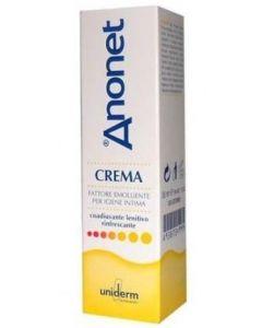 Uniderm Anonet Crema Fattore Emolliente Per Igiene Intima 50ml