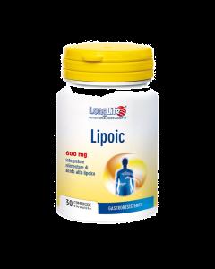 Longlife Lipoic 30 Capsule 600 Mg