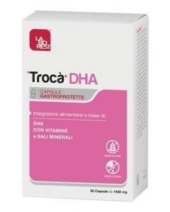 TROCA' DHA 30CPS