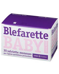 Blefarette Baby Salviette Oculari 30 Salviettine Monouso