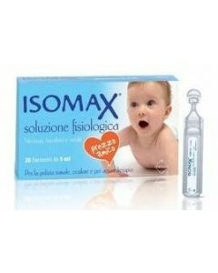 ISOMAX SOLUZIONE FISIOL NASALE