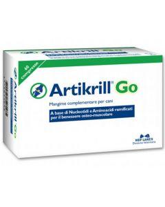 Artikrill Go Cane 60 Compresse