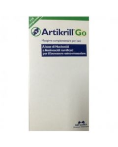Artikrill Go Cane 120 Compresse