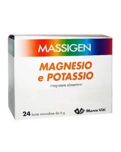 MASS MAGNESIO POTASSIO 24BUST