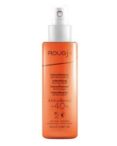 ROUGJ ATTIVA BRONZ +40% SPRAY 100 ML intensifica l'abbronzatura