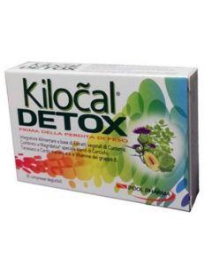 KILOCAL DETOX 30 COMPRESSE integratore alimentare