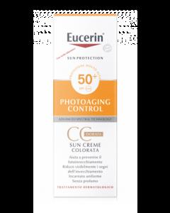 Eucerin Sun Creme Colorata SPF 50+