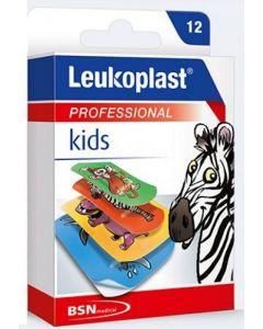 Leukoplast Kids 63x38 12 Pezzi