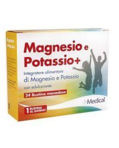MAGNESIO POTASSIO+ 24STICK