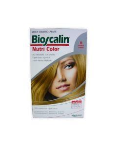 Bioscalin NutriColor Tintura Per Capelli Colore 8 Biondo Chiaro
