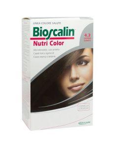 Bioscalin Nutricol Tinta Per Capelli Colore 4.3 Castano Dorato