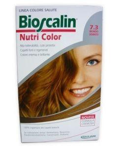 Bioscalin Nutri ColorTintura Per Capelli 7.3 Biondo Dorato