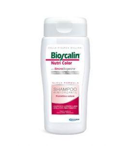 Bioscalin Nutri Color Shampoo 200ml