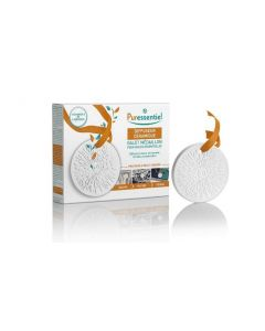 Puressentiel Diffusore In Ceramica Medaglione