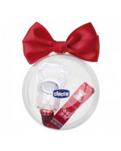 Chicco Clip Con Catenella Natale Limited Edition