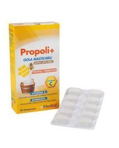 PROPOLI+ LATTE/MIELE 20CPR