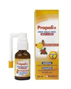 PROPOLI+ SPR GOLA/VOCE ANALCO