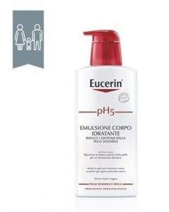 EUCERIN PH5 EMULSIONE CREMA CORPO IDRATANTE 400ML