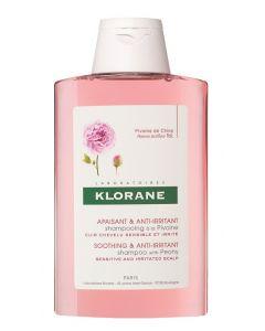 Klorane Shampoo Peonia 200 Ml