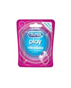 ANELLO STIMOLANTE DUREX MASSAGG PLAY VIBRATION