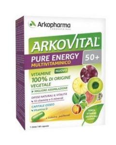 Arkovital Pure Energy 50+ 60 Capsule