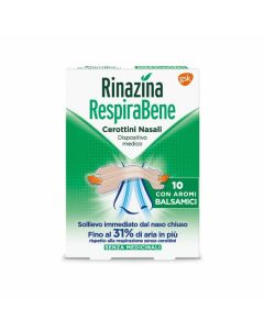 RINAZINA RESPIRABENE AROMI CAR