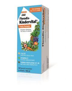 KINDERVITAL FRUITY 100 ML integratore di vitamine