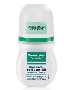 SOMATOLINE COSMETIC DEODORANTE PELLI SENSIBILI ROLL ON 50 ML