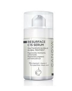 Resurface C 15 Serum Canova 30 Ml